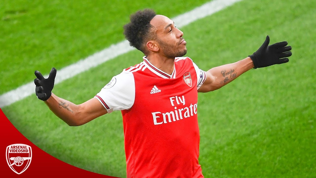 Download The Brilliance of Aubameyang