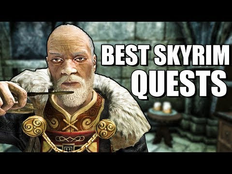 The 5 Best Skyrim Quests Of All Time