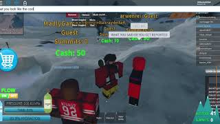 ROBLOX (mount Everest) and (linebattles) Roleplay