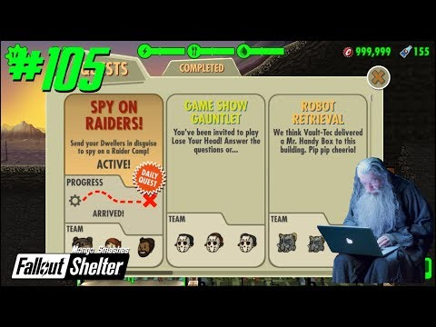 Fallout Shelter PC Part 105 -