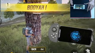 Playing Free Fire with a CONTROLLER! (GameSir G6) - Garena Free Fire