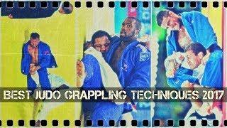 Best judo grappling techniques 2017