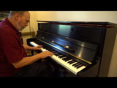 Solo Jazz Piano with Joe Fike of Charleston Piano Tuner