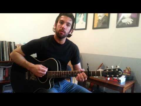Kesha - Crazy Kids (Guitar Chords & Lesson) by Shawn Parrotte