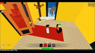 ROBLOX - There's a BOMB!