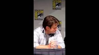 Comic-Con 2010 - Castle Panel - Nathan Discusses NPH guest starring on Castle