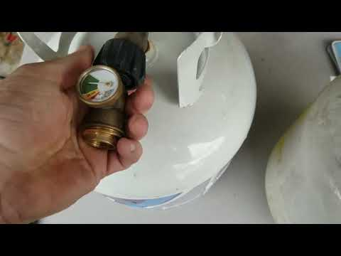 How To Exchange Your Propane Tank At Home Depot Youtube
