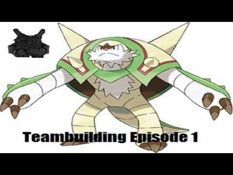 TEAMBUILDING #1: AV Chesnaught (UU)