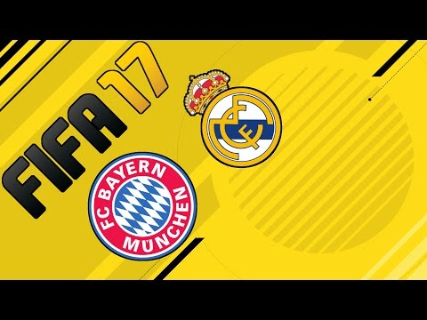 Bayern München vs. Real Madrid – FIFA 17 #2 – Lets Play FIFA 17 PS4 Demo Gameplay German Deutsch