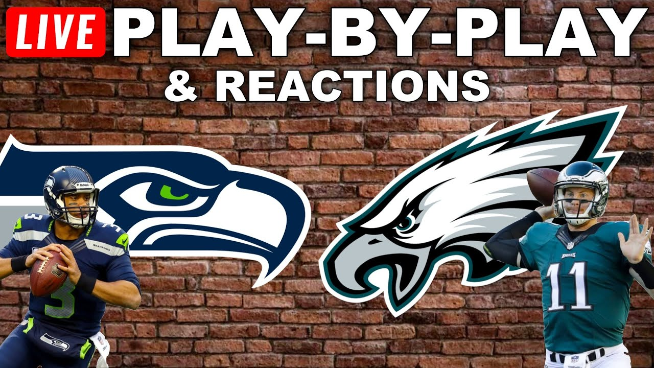 Eagles vs. Seahawks score: Live updates, game stats, TV channel ...