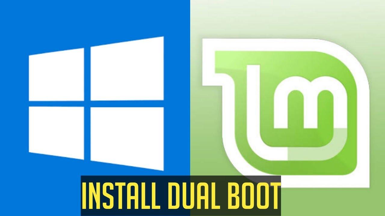 Cara Mudah Membuat Dual Boot Windows dan Linux   Tutorial ...