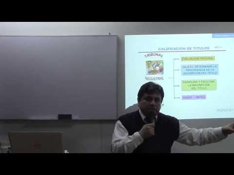 INDeJUR - Como hacer un estudio de títulos en Registros Públicos