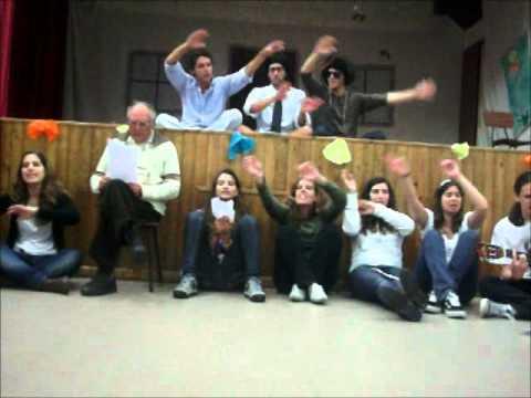 Novo Ser - Curso de Iniciação à Animação Juvenil | Vila Nova do Ceira 2011