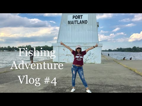 FISHING ADVENTURES | PORT MAITLAND | HAMILTON | TRAVEL TIPS
