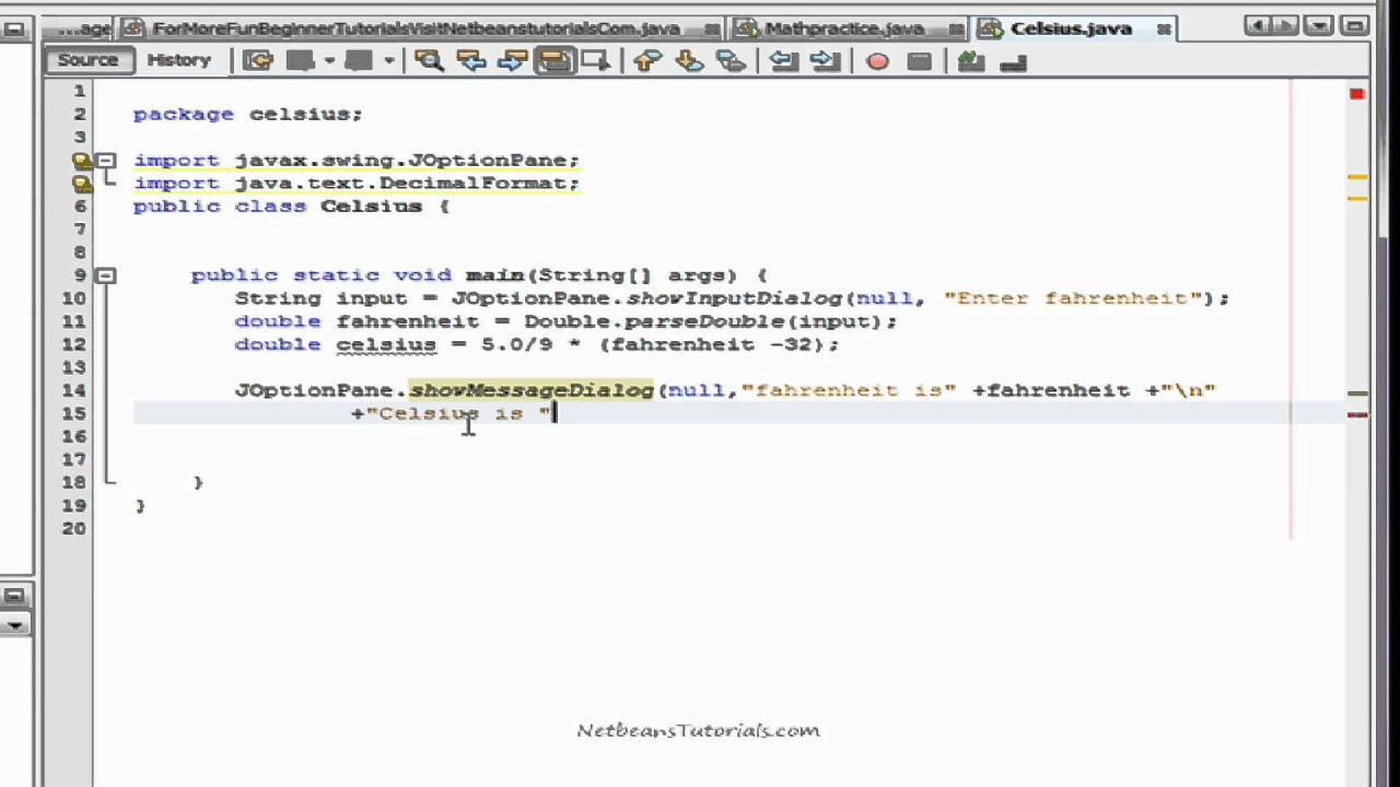 How to use the decimalformat class in netbeans youtube how to use the decimalformat class in netbeans baditri Choice Image