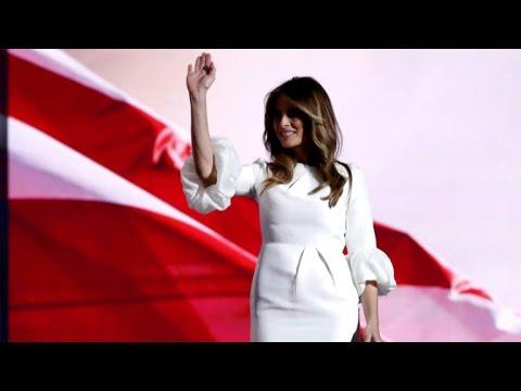 Fallout From Melania Trump Speech Controversy