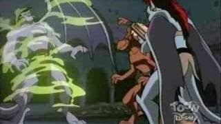 Gargoyles Mind Control scene (male)