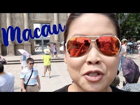 黑咪Travel | 澳門一日遊 Macau 1 Day Trip