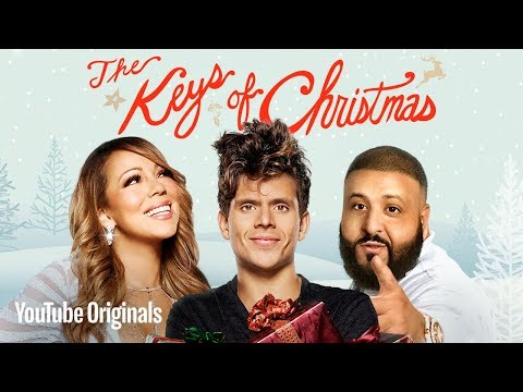 The Keys of Christmas (ft. Mariah Carey, DJ Khaled, Fifth Harmony, Rudy Mancuso, Nicky Jam)