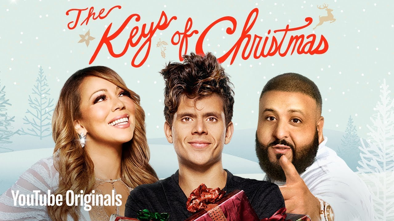 The Keys of Christmas (ft. Mariah Carey, DJ Khaled, Fifth Harmony ...