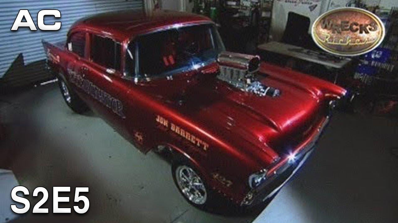 Wrecks to Riches | S2E5 | 1957 Chevrolet