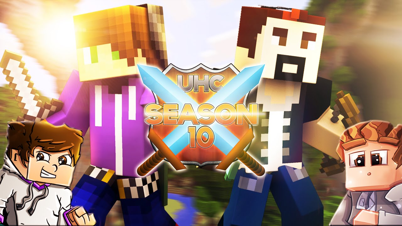Download Fighting the Fruits!!! - Cube UHC Season 10 Ep 6