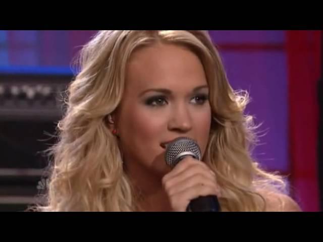 Nikki Leonti Nikki Edgar Singing Back Up For Carrie Underwood On
