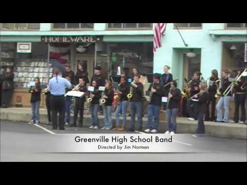 Veterans Day 2009 in Greenville, California
