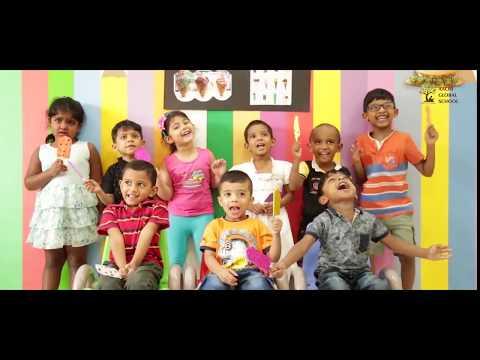 Ice Cream Day celebration - Aachi Global School