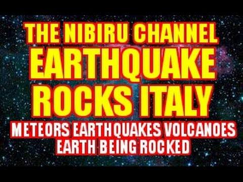 Download NIBIRU 🌎 PLANET X 🔴 EARTHQUAKE ROCKS ITALY 🇮🇹