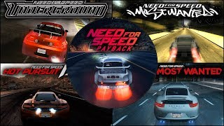 Nitrous (N2O) Evolution in NFS Games - 1080pHD
