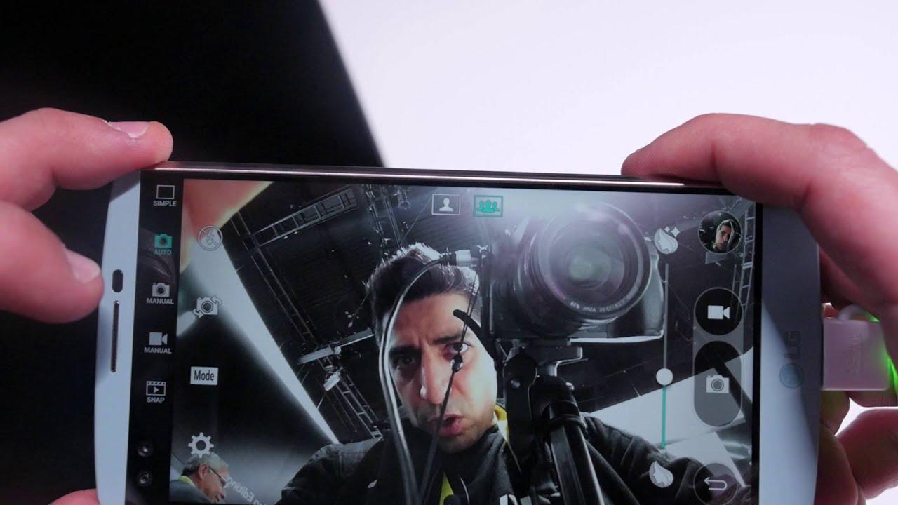 LG V10 hands-on CES 2016 (Greek)