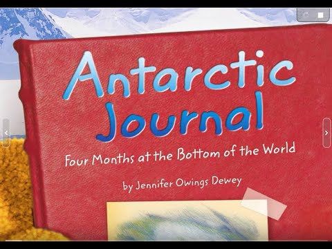 23- Antarctic Journal