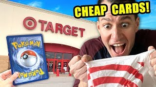 *HOW TO GET CHEAP POKEMON CARDS!* Opening HIDDEN FATES & COSMIC ECLIPSE Packs From Target!