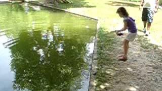 Fish - Pexe Loko Agudos - Victória pescando um Pintado