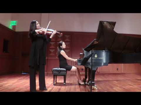 Schubert Violin Sonata in A major - I. Allegro moderato
