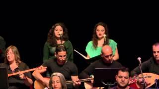 Mudans Festival 2012 | Leerlingen Koor & Saz | Zuhal Gezik & Ümit Fırat