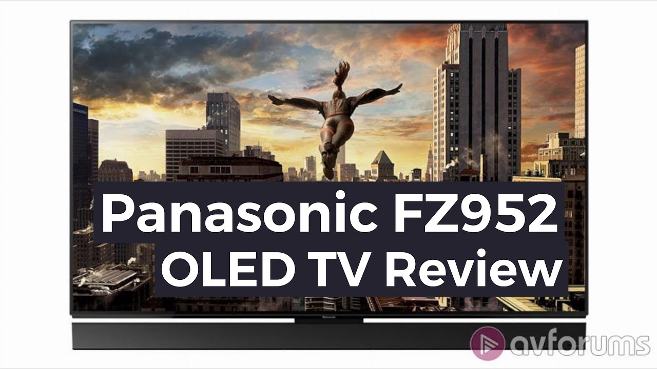 Panasonic FZ952/ FZ950 OLED Review | AVForums