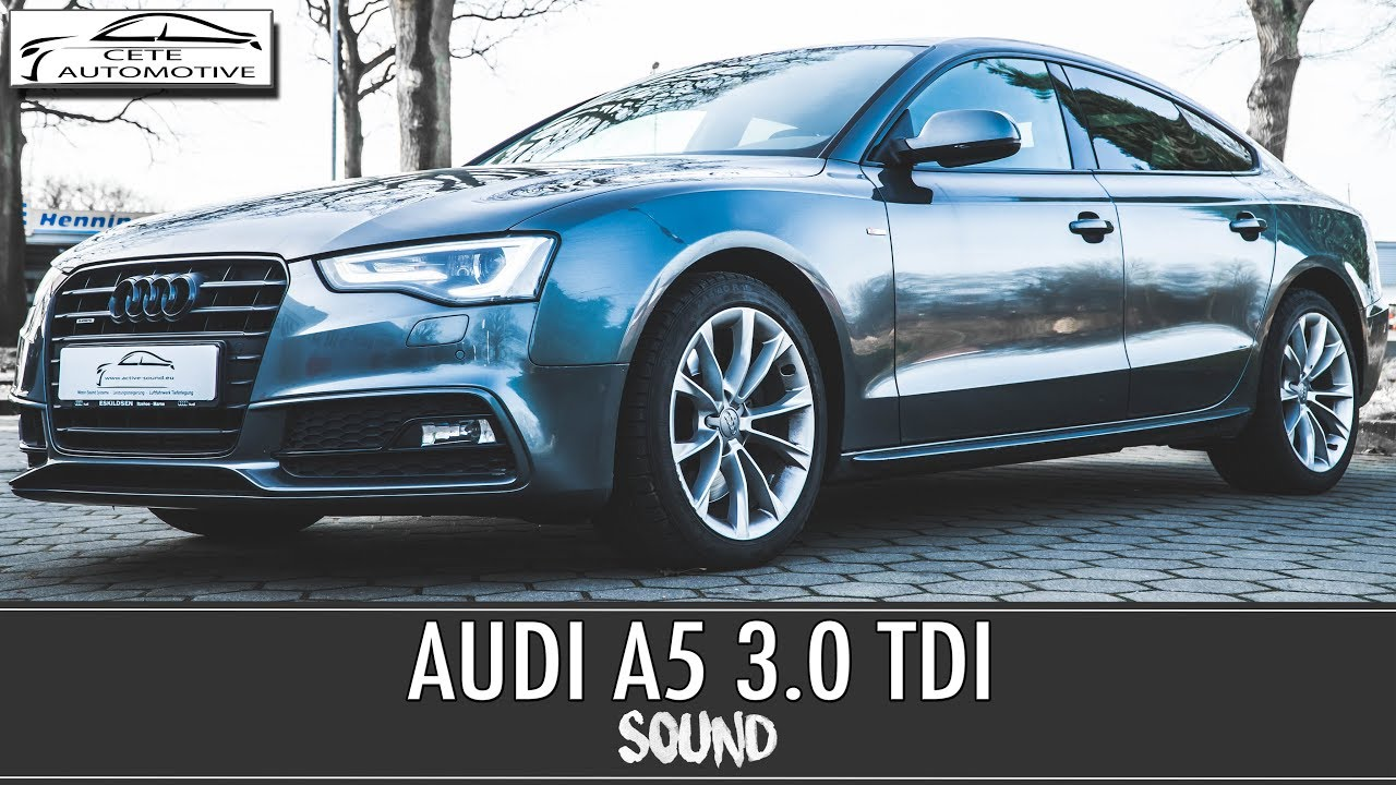 audi a5 soundmodul 3 0 tdi active sound system sound. Black Bedroom Furniture Sets. Home Design Ideas