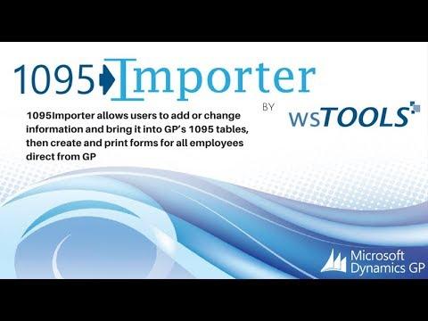 1095 Importer