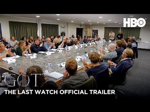 T-Bone - Game Of Thrones: The Last Watch-Official Documentary Trailer
