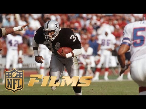 #5 Bo Jackson | Top 10: Fastest Players | NFL Films