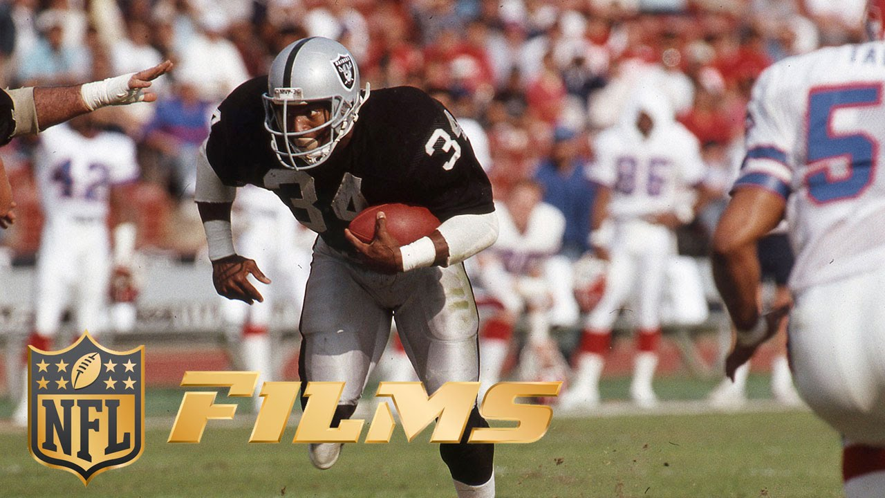 5 Bo Jackson Top 10 Fastest Players Nfl Films Youtube