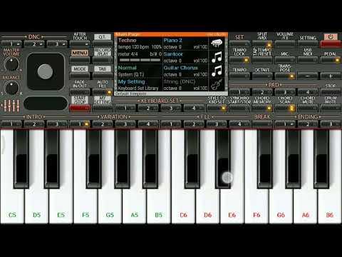 | KGF theme | bgm music | keyboard notes | org 2019 |