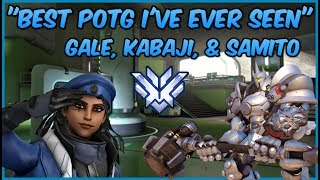 THE BEST OVERWATCH POTG! Top 500 Spawn Camping ft. Gale & Kabaji