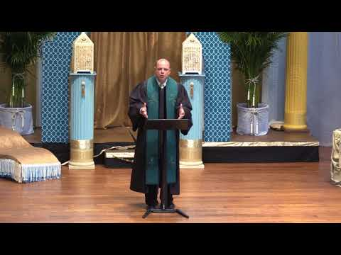 God on Broadway ... ALADDIN ... Sermon