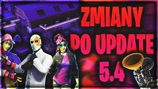 New MAP, New WEAPON, NEW SKINS * Update 5.4 | FORTNITE | Sycamore