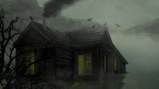 THE HOUSE ON THE LAKE | Scary Stories for Kids | Creepy Children's Poem - Halloween