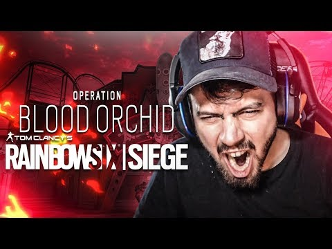BLOOD ORCHID GAMEPLAY ELA LESION YING E NUOVA MAPPA - Rainbow Six Siege PC