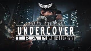 Dark Hard Freestyle TRAP INSTRUMENTAL BEAT - Undercover (Falke Collab)